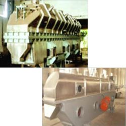 Batch Type Fluidized Bed Dryers